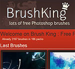 45 Sites to Download Photoshop Brushes