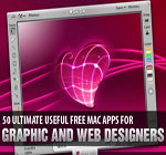 50 Ultimate Useful Free Mac Apps for Graphic and Web Designers