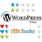 WordPress-Ratings