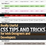Really Useful CSS Tips and Tricks for Web Designers and Developers
