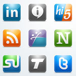 free-web-social-icons-sets