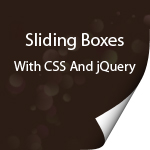 Sleek Sliding Box Effect With jQuery