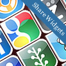 Popular Social Sharing and Bookmarking Widgets and Buttons for WordPress