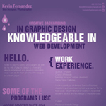 Resume Designs on DeviantArt