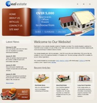 free-website-template-real-estate