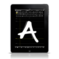 iFontMaker for the iPad