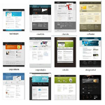 40+ Free High Quality CSS/HTML Templates from 2010