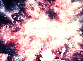 Collection of 450+ Abstract and Fractal Photoshop Brushes