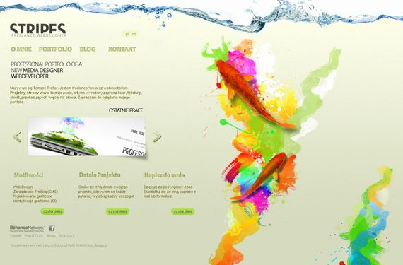 35 Bright And Colorful Website Design