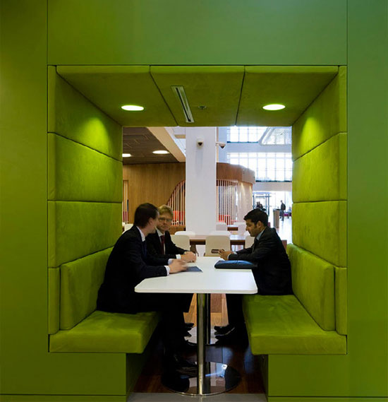 Creative & Clean Office Designs You Might See