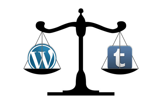 WordPress vs Tumblr – Choosing the Right Blogging Platform for Your Clients