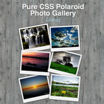 css-polaroid-photo-gallery