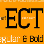 33 Really High Quality Yet Free Fonts Released in 2011