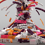 42 Examples Of Inspiring 3D Typography