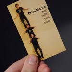 36 Examples of Personalized Photo Background Business Cards
