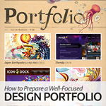 How to Prepare a Well-Focused Graphic Design Portfolio