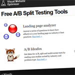 Ultimate Guide to A/B Split Testing – Articles, Tips, Case Studies, Tools and Resources