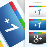15 Trendy Google+ Icons for Your Website
