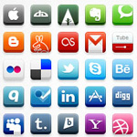 14 Fresh Free Icon Sets