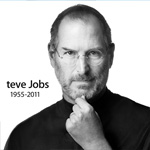 Thank you Steve Jobs