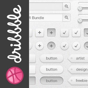 80+ Awesome Freebies from Dribbble Community