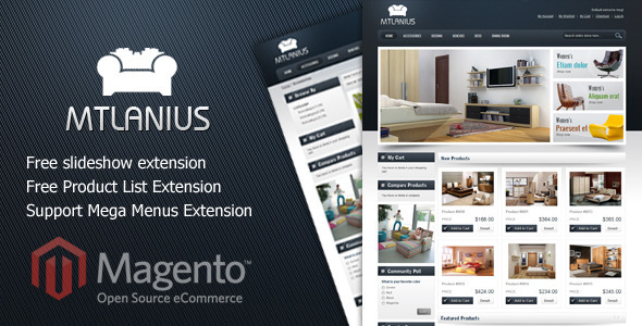 20 Best Magento eCommerce Themes