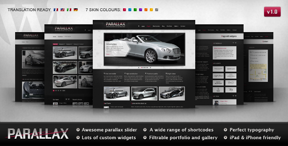 Best New ThemeForest WordPress Themes of 2012