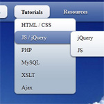 25 Awesome CSS3 Menu Tutorials