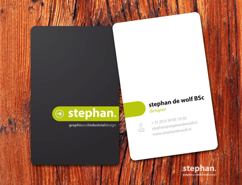 40 Brilliant Minimalist Business Cards
