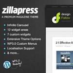 theme wordpress designfollow