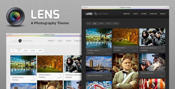 20 Creative WordPress Photography Themes in Themeforest