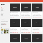 20 New and Free Minimal WordPress Themes