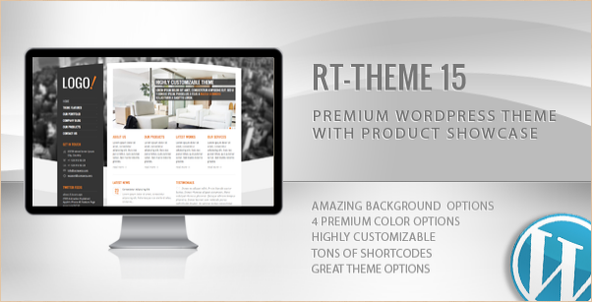 RT-Theme 15 - Premium WordPress Theme