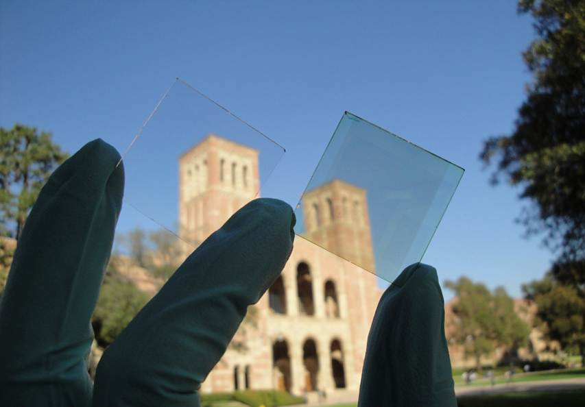 Transparent Solar Cells - Power Generating Windows
