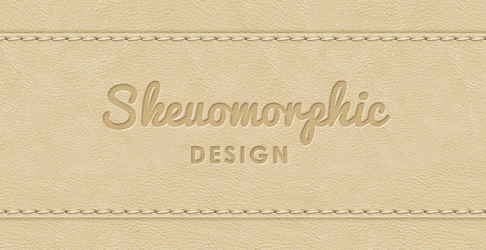 Flat Design or Skeuomorphism – your webdesign preference?