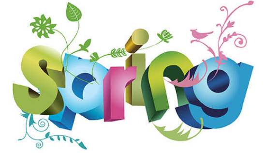 Top 10 List of Free Spring Graphics