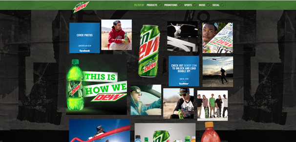 mountaindew.com