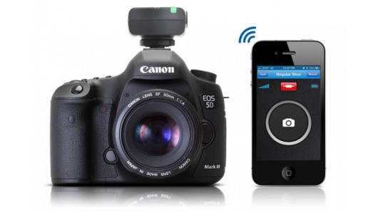 Satechi's Bluetooth Smart Trigger Turns an iOS Device Into a Wireless DSLR Remote