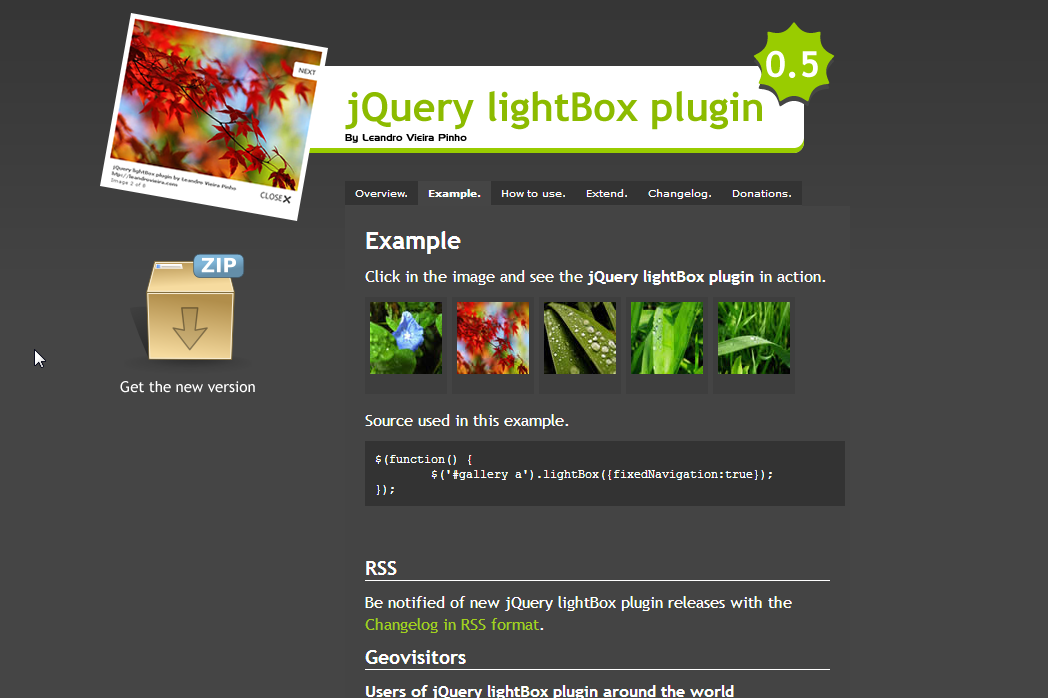 35 Excellent jQuery Lightbox Plugins