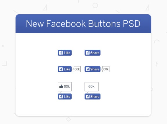 The gallery for --> Facebook Share Icon Psd Facebook Like Button Psd