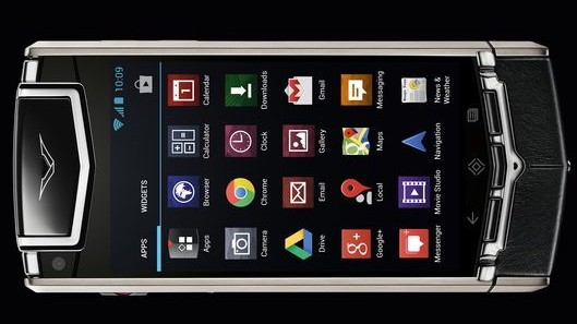The Vertu Ti brings the luxury phone maker into the world of Android