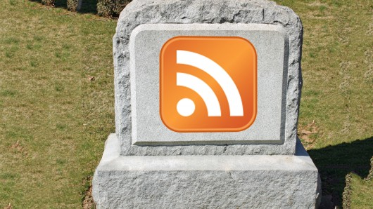 Google announced that it's shuttering the Google Reader RSS service on July 1 (tombstone i...
