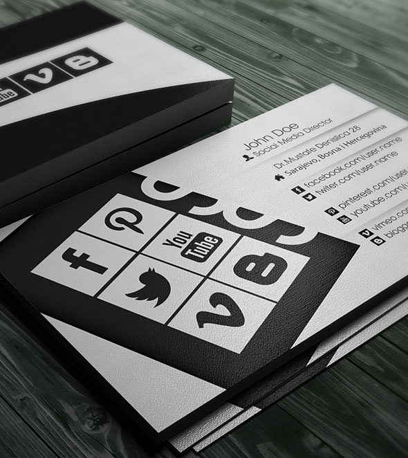 social-media-business-cards