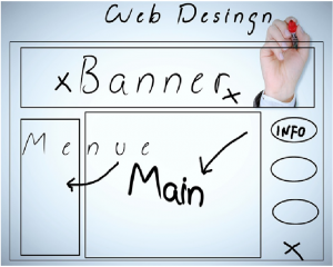 Web Design Internet Button